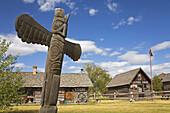 Four Winds Trading Post, St  Ignatius, Missoula Region, Montana, USA
