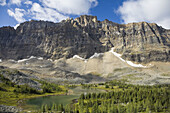 Opabin Plateau and Lake, Yoho National Park, British Columbia, Canada