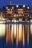 Hamburg River Alster