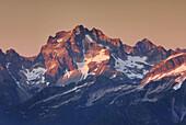 Mount Redoubt 8969 feet, 2734 meters North Cascades National Park Washington USA