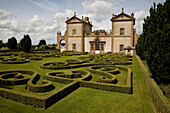 East wing of Chatelherault, originally built in 1734 as a hunting lodge and summer house for the Dukes of Hamilton  Designed by Scottish architect William Adam  Chatelherault, Ferniegar, Hamilton, Strathclyde, Scotland