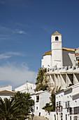 Zahara de la Sierra. Pueblos Blancos (white towns), Cadiz province, Andalucia, Spain