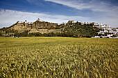 Arcos de la Frontera. Pueblos Blancos (white towns), Cadiz province, Andalucia, Spain