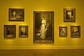American Evolution exhibition, Corcoran Gallery of Art, Washington D C, U S A