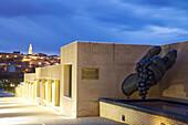 Museum of Viticulture, Dinastia Vivanco winery in Briones. La Rioja, Spain
