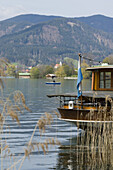 Lake Tegernsee, Upper Bavaria, Bavaria, Germany