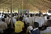 SOUTH SUDAN  Kings College, Yei  A privately run secondary school, which receives help in training teachers from Jesuit Refugee Services