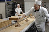 Making imperial cakes. Wien. Austria