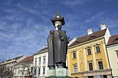 Fountain of Faith. Sopron. Hungary