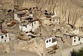 Lamayuru monastery is one of the oldest monasterys in Ladakh