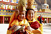 ytime, Devotes, Display, Ethnic, Ethnicity, Exterior, Festival, Garze, Generation x, Gompa, Holy, Hor