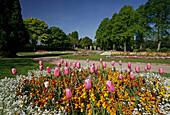 St Nicholas Park, Warwick, Warwickshire, England, UK