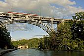 Kirchenfeld bridge, Bern, Switzerland