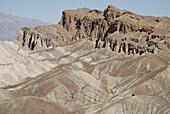 Death Valley California, the Zabriskie Point