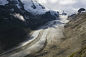 Glacier Pasterzen, GroBglockner, Hohe Tauern National Park, Austrian Alps, Austria, Europe.