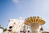 Chairoplane, Oktoberfest, Munich, Bavaria, Germany