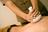 Thailand, Bangkok, traditional massage