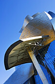 Guggenheim Museum, Bilbao. Biscay, Basque Country, Spain