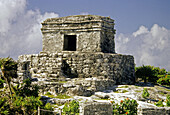 Mayan ruins. Tulum. Quintana Roo. Mexico.