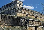 Sayil Maya archaeological site. Yucatan, Mexico