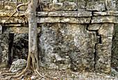 Xcaret Maya archaeological site. Mayan Riviera, Quintana Roo, Mexico