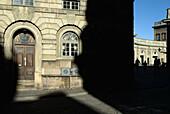 Cities, City, Color, Colour, Contemporary, Dark, Daytime, Europe, Exterior, Facade, Façade, Facades, Façades, House, Houses, Outdoor, Outdoors, Outside, Stockholm, Street, Streets, Sweden, V07-702644, agefotostock
