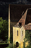 Traditional house, Saint-Julien, Dordogne, France