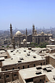 Sultan Hassan & Rifai mosques in Cairo