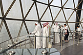 visitors in Kuwait Towers
