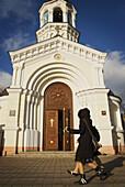 Orthodox church of All Saints, Piotrków Trybunalski, Poland