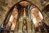 Charola, Main Church, Convento de Cristo UNESCO world Heritage, Tomar, Ribatejo, Portugal