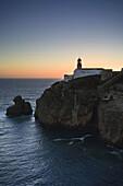 Cabo de Sao Vicente Europe soutwesternmost point, Sagres, Algarve, Portugal