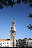Clérigos Tower, Porto Old Town UNESCO World Heritage, Portugal