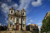Sao Ildefonso Church, Porto Old Town UNESCO World Heritage, Portugal