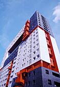 Mirador building  Madrid  Spain