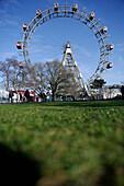 Big Wheel, Vienna Prater, Amusement Park, Vienna, Austria