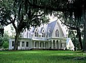 Historic Architecture Beaufort county, SC