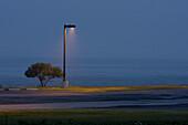 Boat, Boating, Color, Colour, Landing, Lights, Lot, Parking, Parking lot, A06-826165, agefotostock