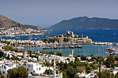 Castle of St. Peter (built in the 15th century by the Knights Hospitaller),  Bodrum. Turkey