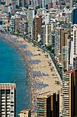 Benidorm. Alicante province,  Comunidad Valenciana,  Spain