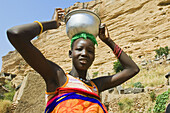 Dogon village of Irelli, Mali