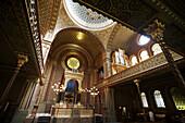 Spanish Synagogue, Josefov Jewish quarter, Prague, Czech Republic