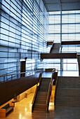 Convention center,  Kursaal Center. San Sebastian,  Guipuzcoa,  Basque Country,  Spain