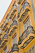 Balconies, Valencia. Comunidad Valenciana, Spain