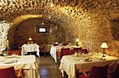 Hotel Arcs de Monells. Girona province,  Catalonia,  Spain