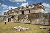 El Palacio, The Palace, Kabah Archaeological Site, Kabah, near Uxmal, Yucatan State, Mexico
