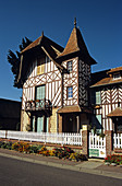 Le Chalet Normand, Beuvron-en-Auge, Normandy, France