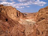 The Coloured Canyon, Sinai, Egypt
