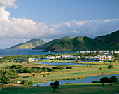 Golf Course, Frigate Bay, St. Kitts, Caribbean