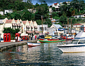 The Carenage, St. George's, Grenada, Caribbean